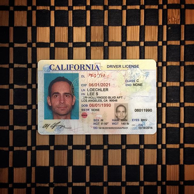 After three years of living in LA, it's official... I live in LA! 🍾🎉🌮🏄🏻🌇🌴 edit: blurred address