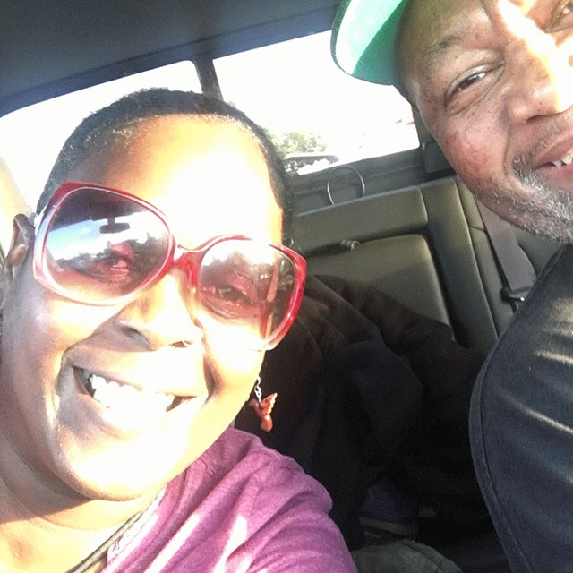 Week #2 Down!  Thanks to My Dad  for driving me to my class this weekend! You the real MVP!! Lol  Something about the Bay... Maybe it's time to relocate??👀 #CannabisHeals #SocialReform #Week2 #OntheroadtoLicensing #MyVillage #BlackGirlMagic