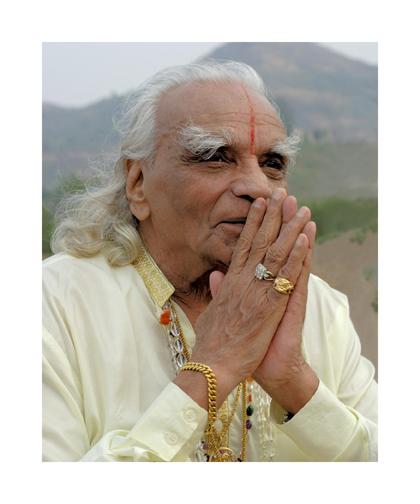 Yogacharya Sri BKS Iyengar