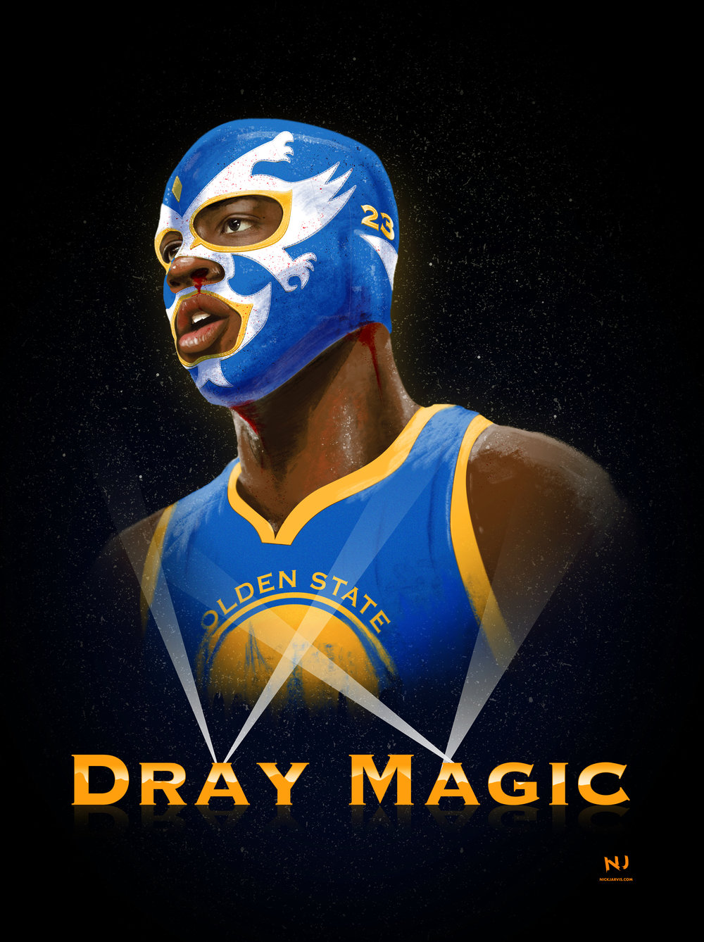 "Draymond ""Dray Magic"" Green"