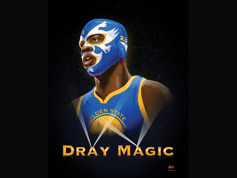 NBA Luchadors