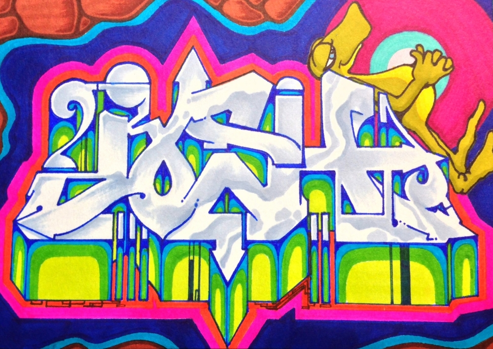 About me services graffiti workshops josh 2015 altavistaventures Image collections
