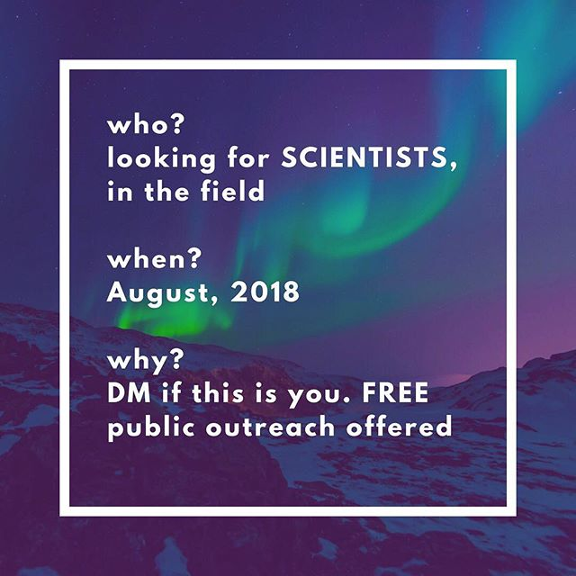 Join us as we look to build a week long learning program in celebration of National Science week. . . . #elearning #education #science #explore #scicomm #optoutside #getoutstayout #outdoors #live #edtech #bethechange #communication #filmmaking #project #nationalscienceweek #fieldwork #research #nature #environment #history