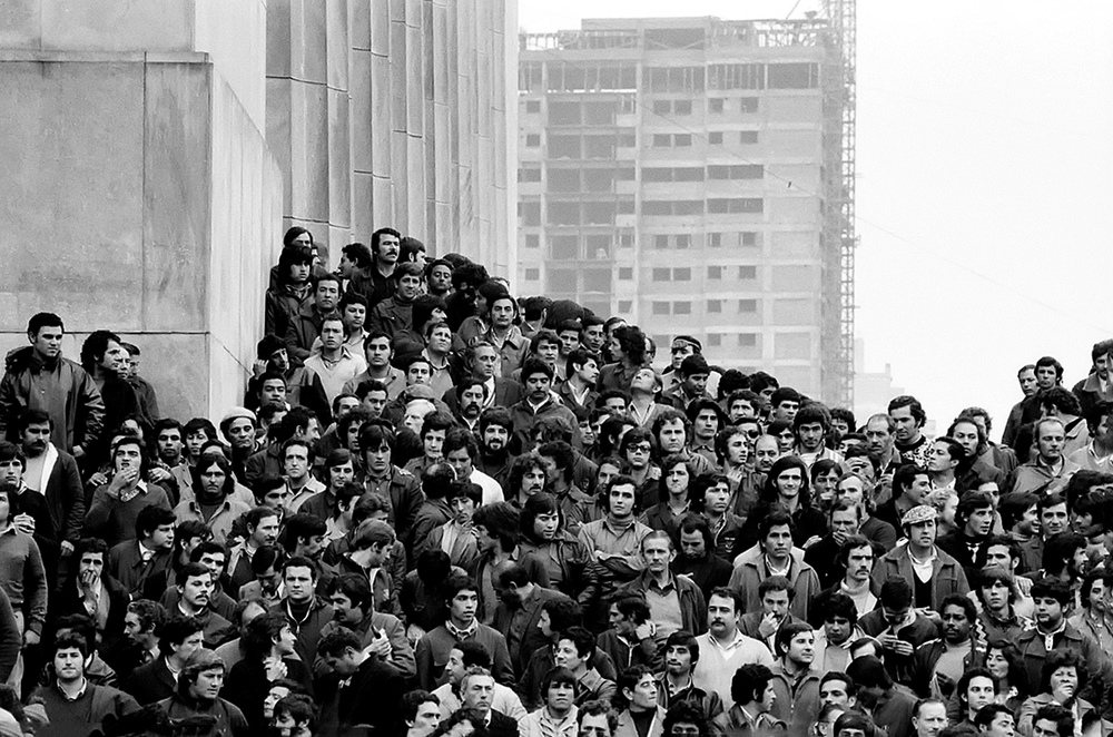 Workers demonstration, Buenos Aires, 1984