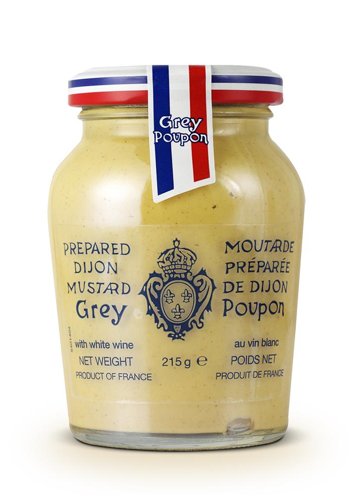 Grey Poupon Original    ANVÄNDNING  Passar bra till såser, kryddsmör, marinader, grytor, strömming, skinka mm.