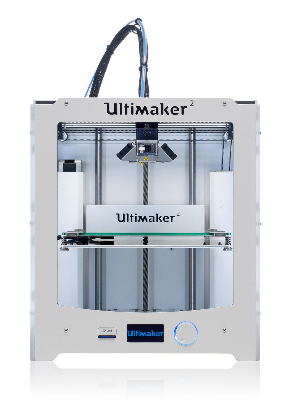 Ultimaker 2. Image Courtesy: Ultimaker official website.