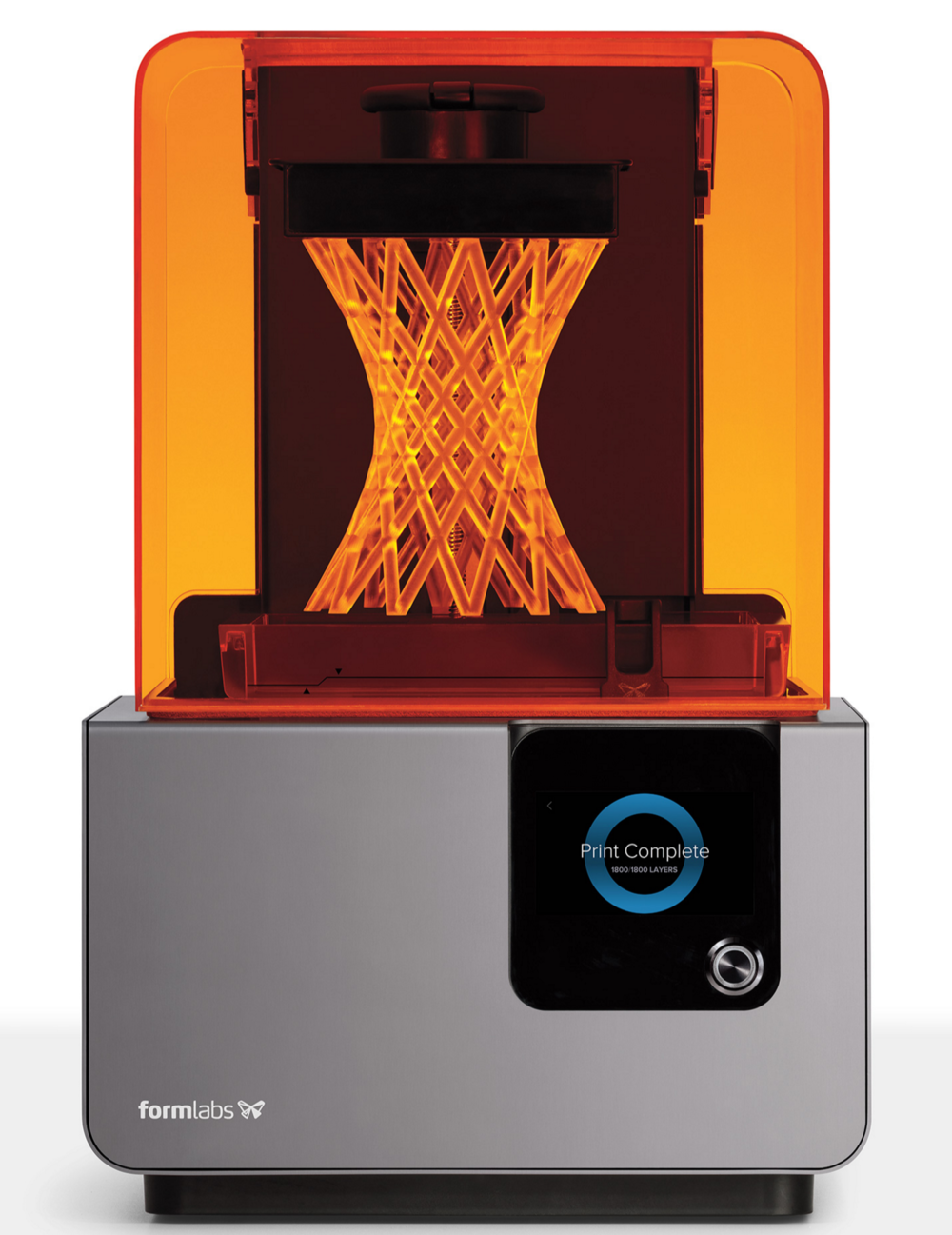 Formlabs Form 2. Image courtesy: Formlabs official website.
