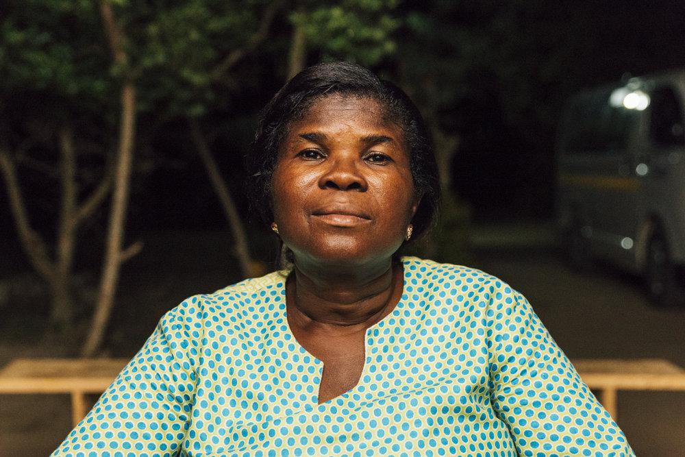 Mrs. Gladys Donkoh