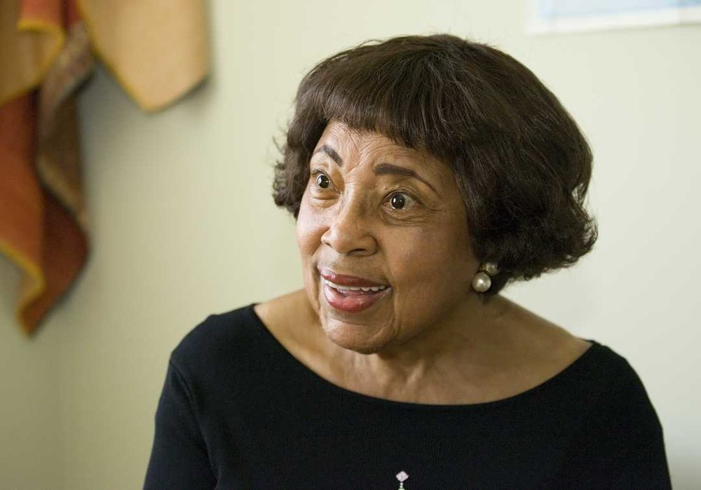Dorothy Cotton (Source: Ithaca Journal)