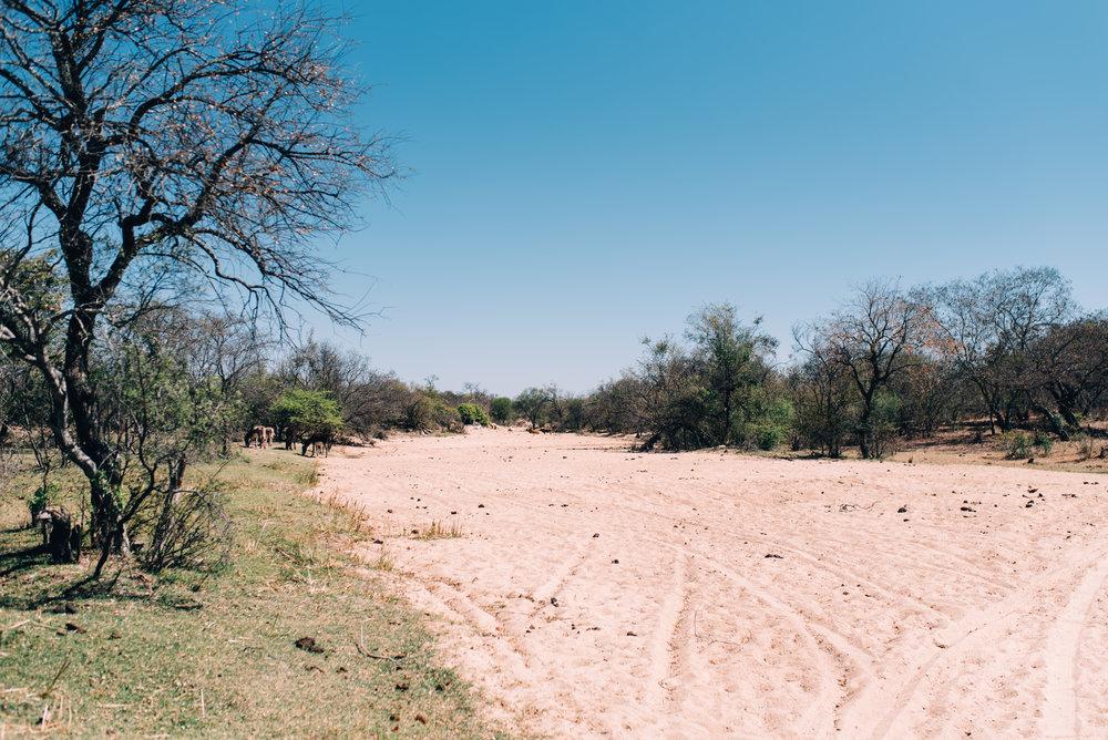 The Mahwanke River in September