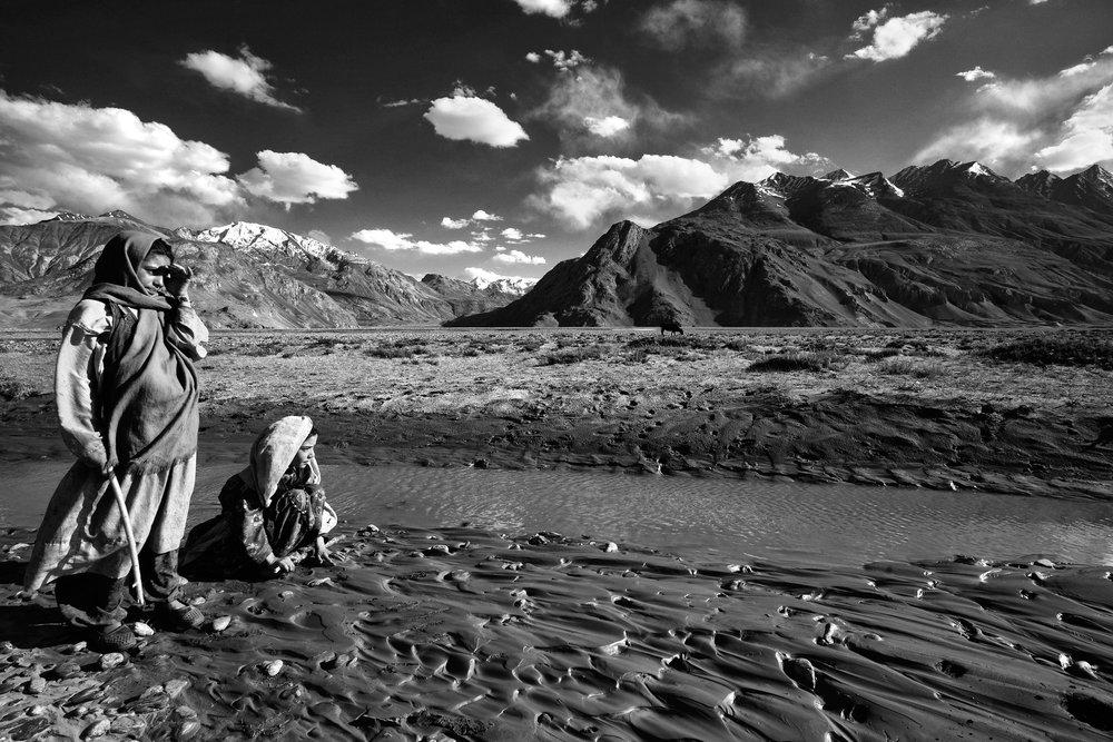 Afghanistan  Van 2008 tot 2011 legde Ruben het dagelijks leven van de bevolking in Afghanistan vast.