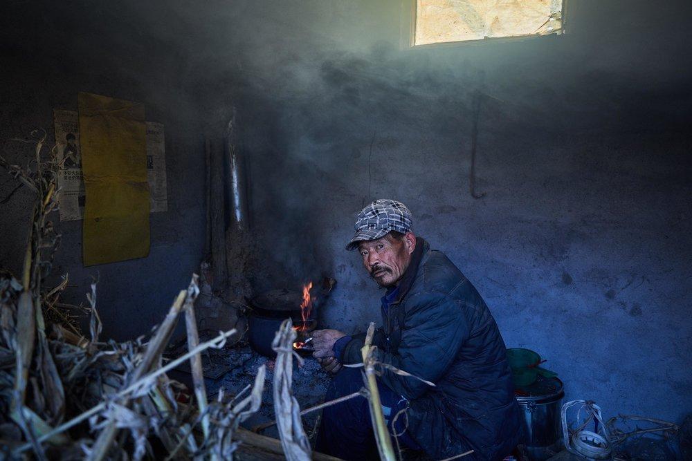 Een Chinese Droom  In een afgelegen dorp in het oosten van China bouwt een man zijn droom.
