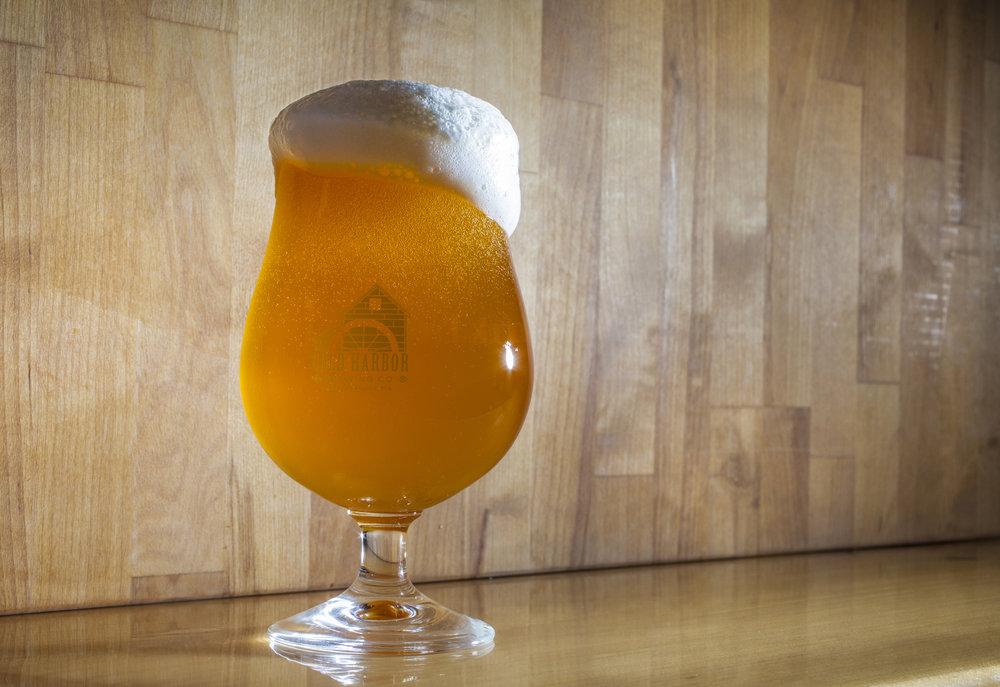 Cold Harbor Pale Ale - APA