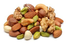 Singers should avoid nuts and snack foods