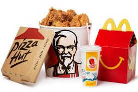 Singers should avoid fast food and fatty foods