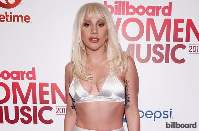 Lady Gaga Woman Of The Year Award Billboard Women in Music 2015