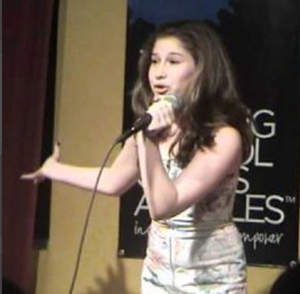 SEE SYDNEY'S WINNING VOCAL COMPETITION PERFORMANCE ON YOUTUBE HERE