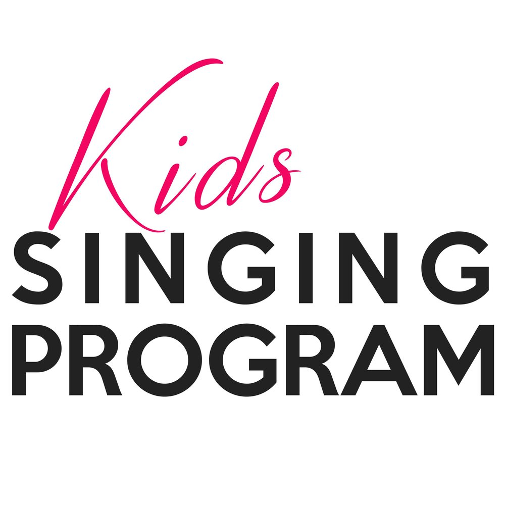 Kids Vocal Program, I Heart My Voice with Roxie Francis