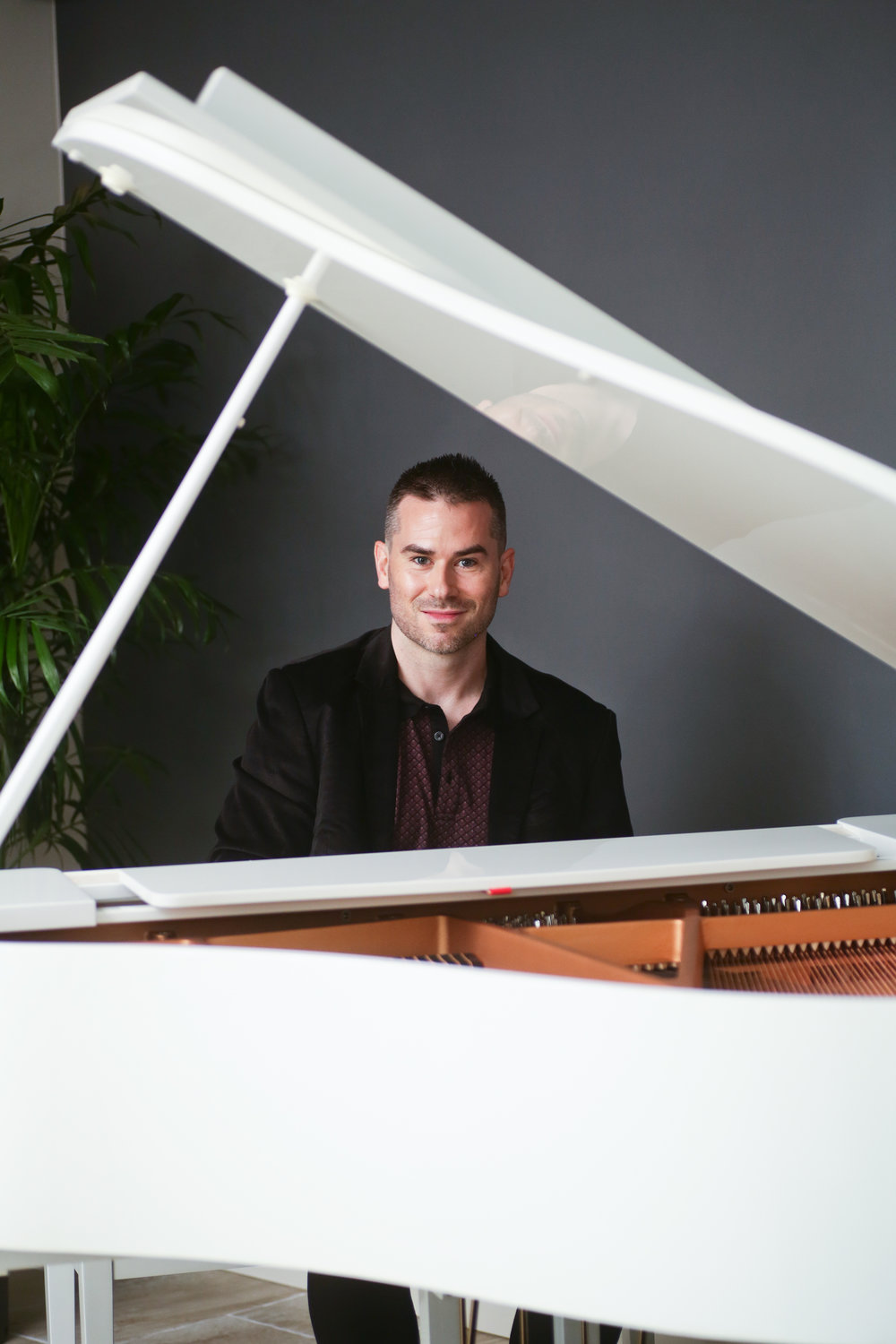 Lucas Francis Piano & Songwriting Coach at I Heart My Voice