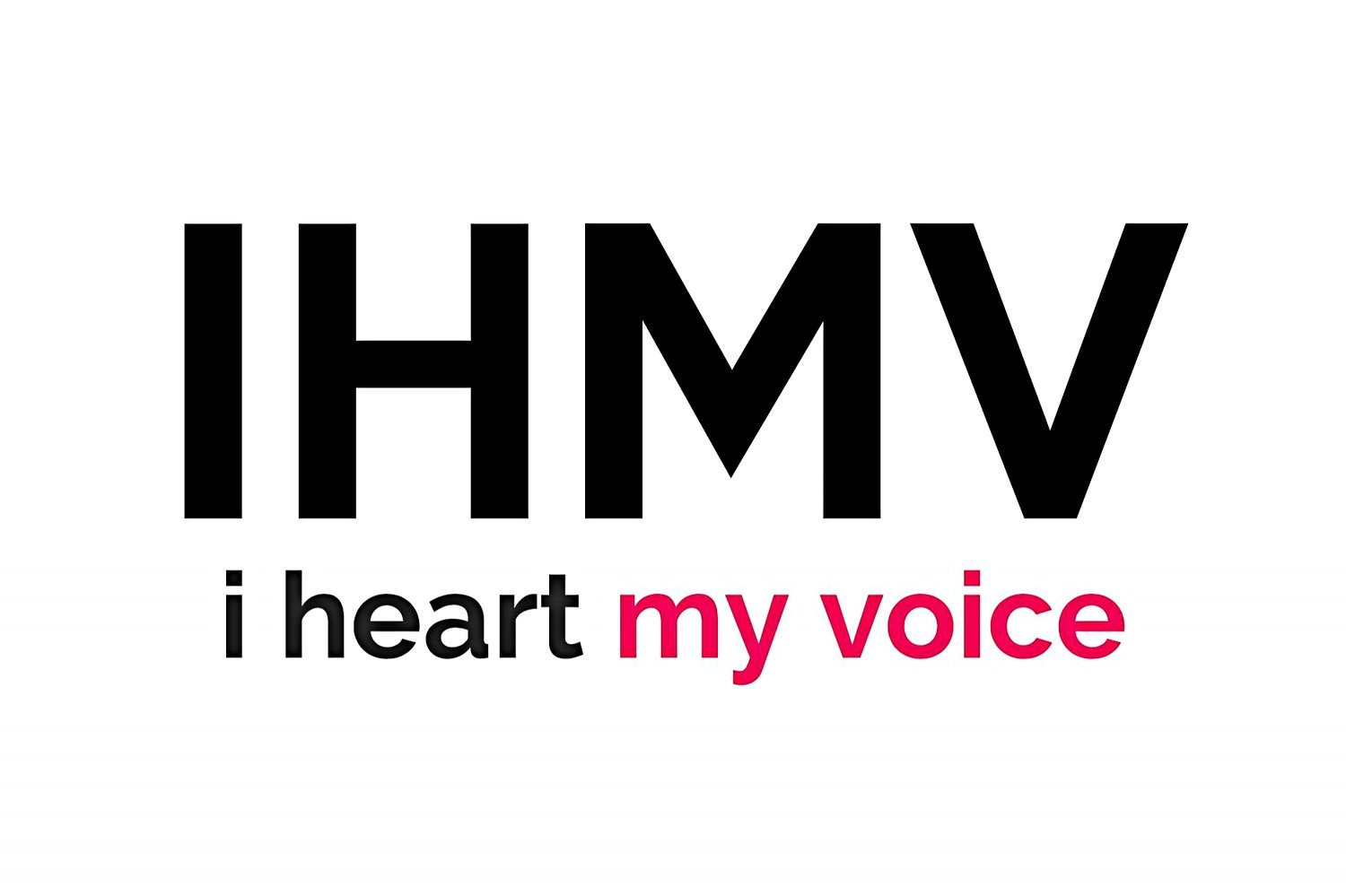 I Heart My Voice