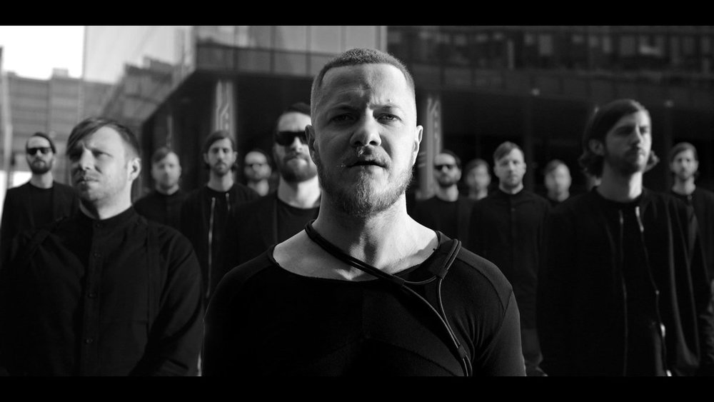 Imagine Dragons Thunder, How Dan Reynolds Found His Voice, I Heart My Voice blog
