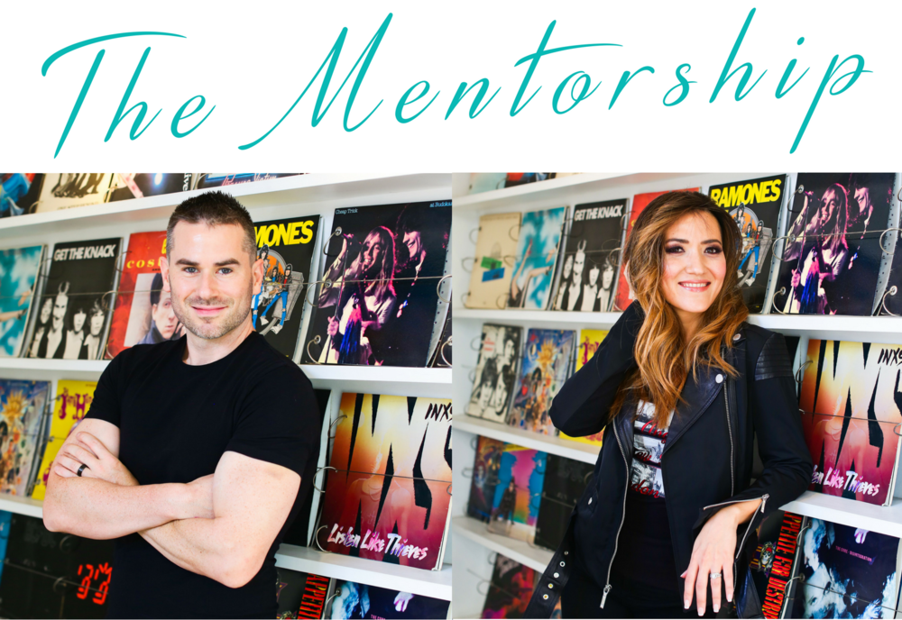The Mentorship at I Heart My Voice with Roxie Francis and Lucas Francis