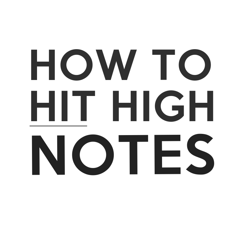 How To Hit Your High Notes, Part 1, by Roxie Francis, I Heart My Voice