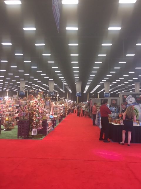 Making the most of your time and money while shopping a wholesale gift tradeshow
