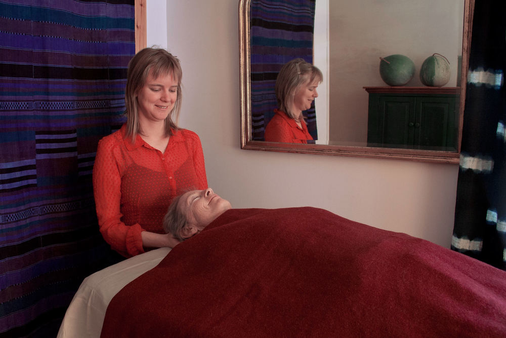 A gentle, clothed, hands-on modality.  Craniosacral Therapy    Learn More