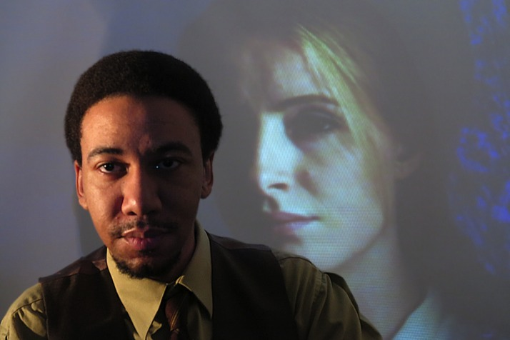 DeSean Stokes and Kersti Bryan in To Damascus, a trilogy, Part 1 | Photo credit: Jonathan Slaff