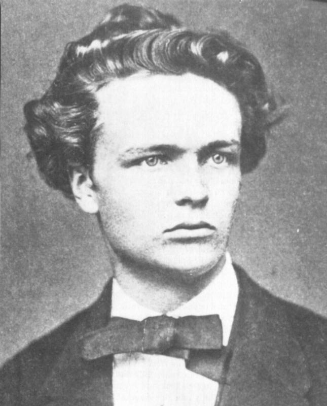 August Strindberg | 1871