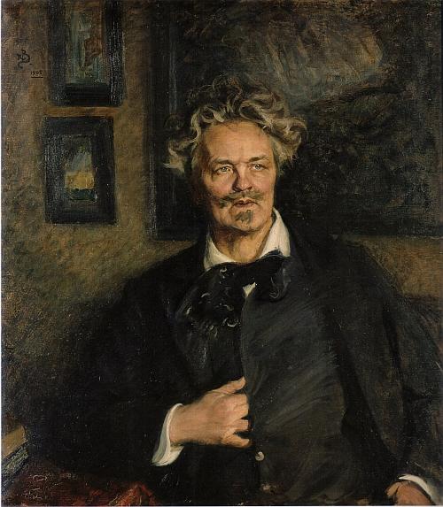 August Strindberg | 1901