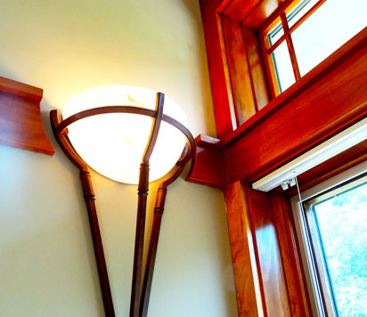 Creative lighting and trim solutions.