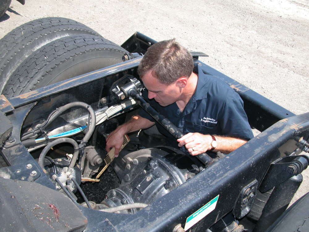 Truck and Vehicle Inspections