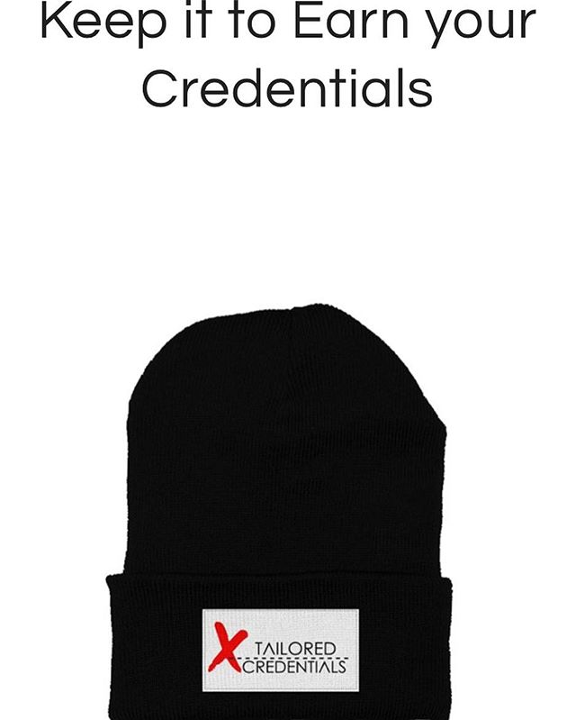 Get your limited edition @tailorcredents skully https://www.apliiq.com/campaigns/Keep-it-to-Earn-your-Credentials-?utm_source=responderemails&utm_medium=email&utm_content=approved&utm_campaign=campaigns