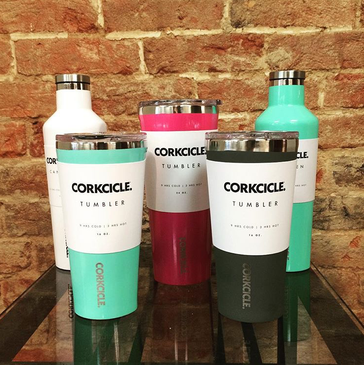 We have a large variety of Corkcicles!