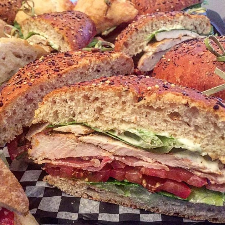SANDWICH PLATTERS - Business Lunches Are Our Thing!