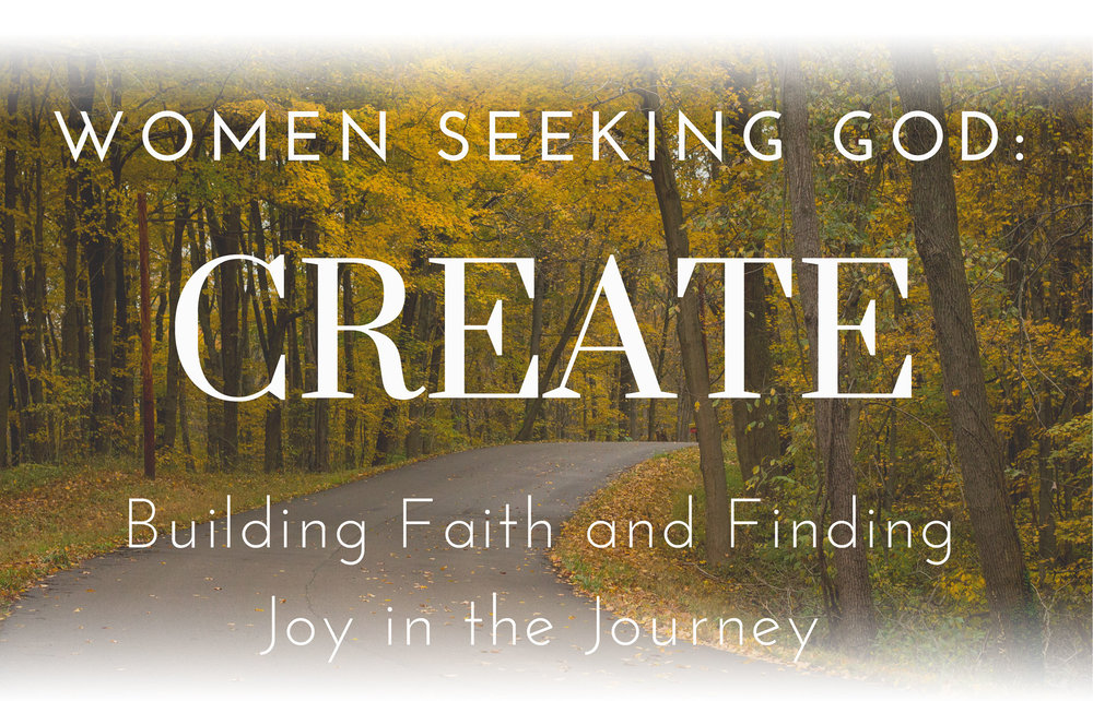 Women Seeking God: Create