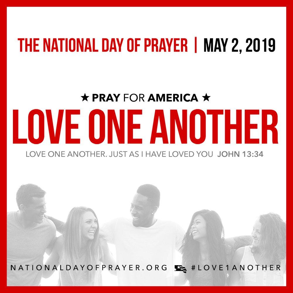 For more information:  https://nationaldayofprayer.org