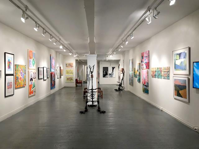3rd Street Gallery - WINTER JURIED COLLECTION