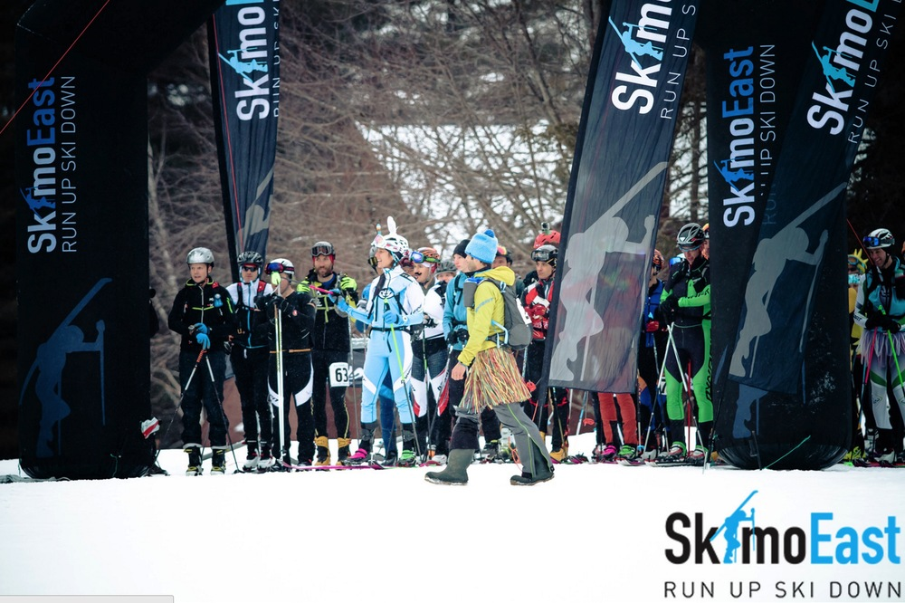 Race Start. Missed the memo on the theme party. p: David Moore