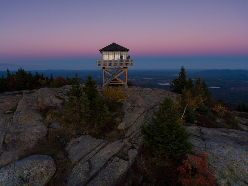 Kearsarge Fire Tower