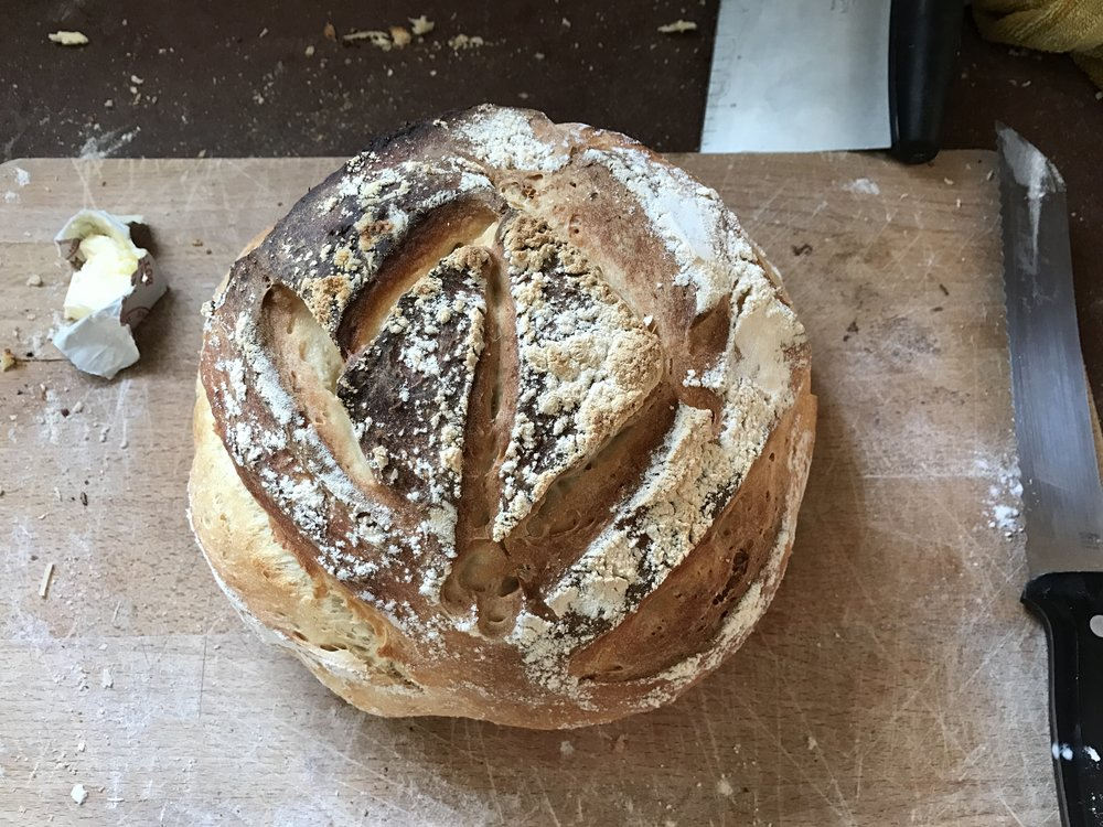 Fresh Sourdough