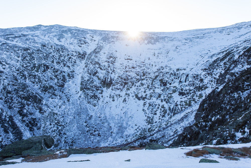 Tuckerman Ravine Early Season Sunset.jpg
