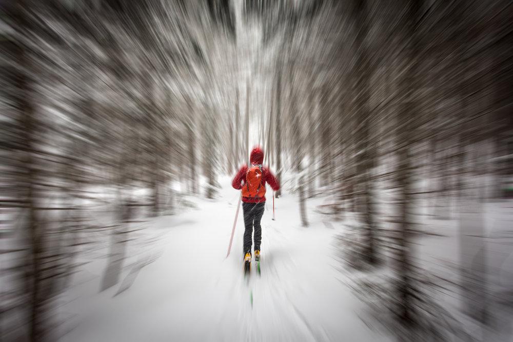 Brian MacIlvain - Tuckerman Ravine Trail