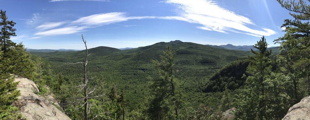 Boulder Loop View.