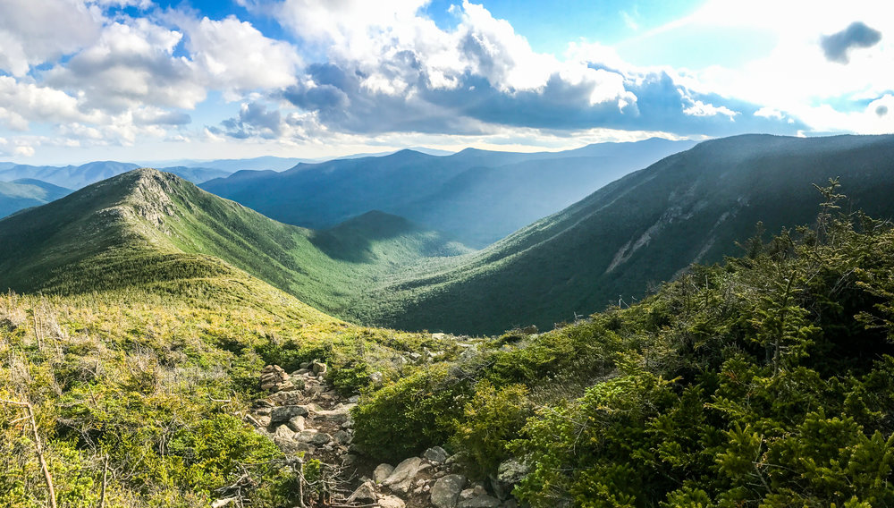 Bond Cliff & Pemi Wilderness