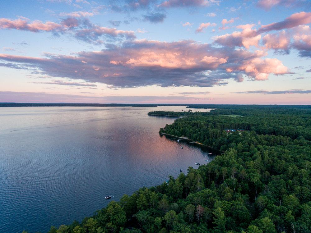 Cole Point Aerial - Sebago Lake.jpg