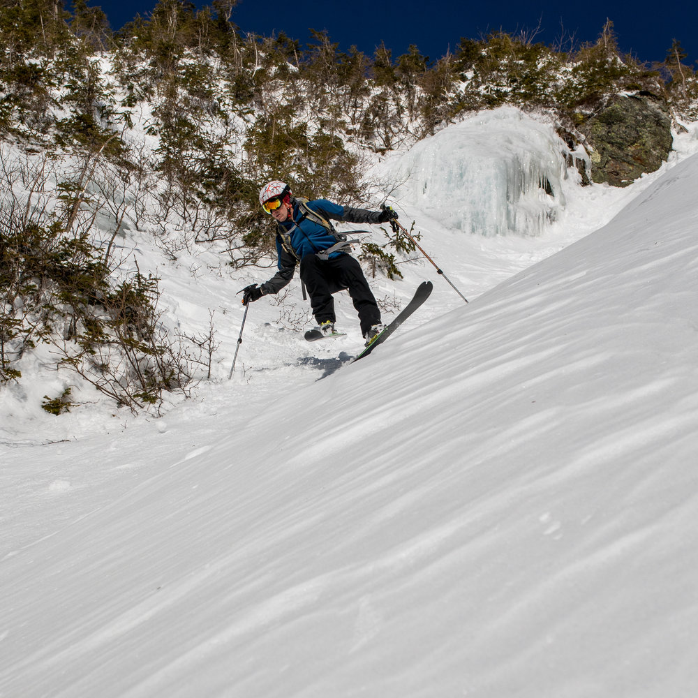 Skier Hop Turn Jerimy Arnold White Mountains.jpg