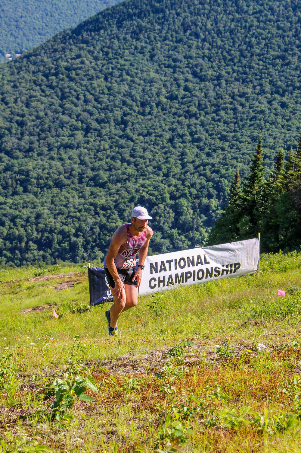 Loon Mountain Race - Upper Walking Boss. p: Jillian Grenier